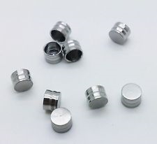 10 Titanium Caps Housing For Ball Attachment Abutment